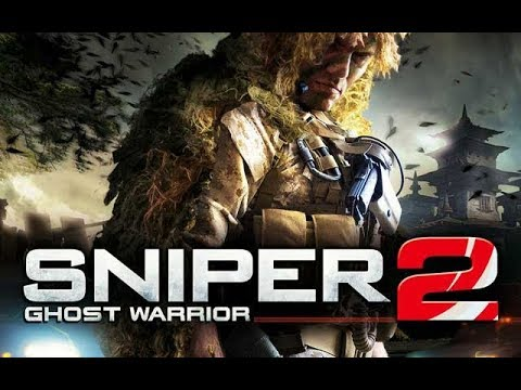Sniper Ghost Warrior LIVE STREAMING