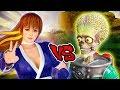 Kasumi Vs Mars Attacks! - Epic Battle - Left 4 dead 2 Gameplay (L4D2 Dead or Alive Custom Mod)