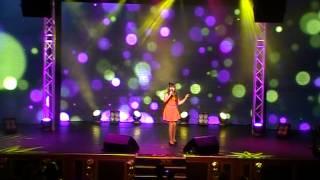 Ангелина - Детский голос Латвии 2015