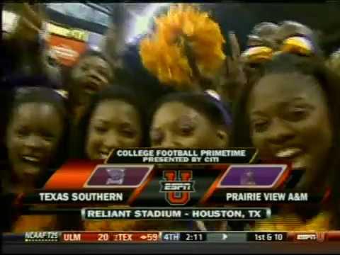 2009 25th Annual Labor Day Classic   Prairie View A&M vs Texas Southern