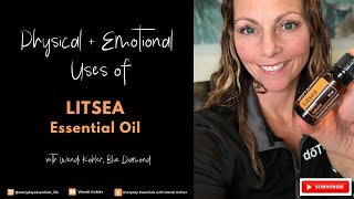 The Power of Litsea Essential Oil   Your Essential Oil Tutorial