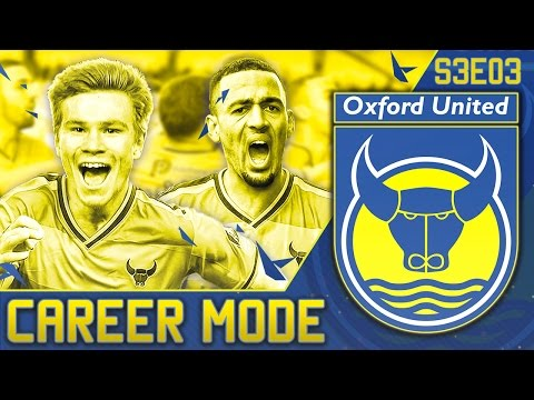 FIFA 16 Oxford United Career Mode - League Cup Quarter-Final - S3E03