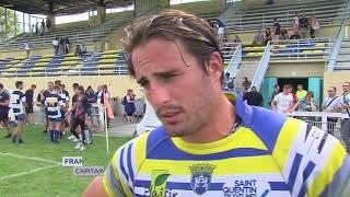 Rugby : Plaisir chute dès la première journée