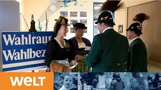 BAYERN WÄHLT: Wahllokale haben geöffnet - Hochspannung bei Landtagswahl
