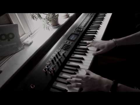 Cigarettes After Sex Starry Eyes (Piano Cover)
