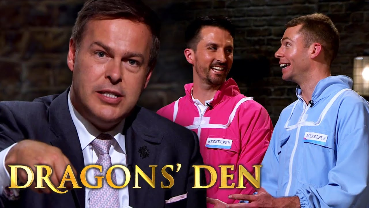 Dragons Can't Stop Talking About Peter's Genius Idea! | Dragons' Den