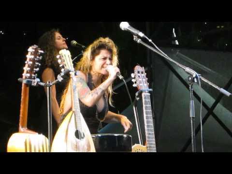 Eugenio Bennato feat Pietra Montecorvino live - Napoli 2014