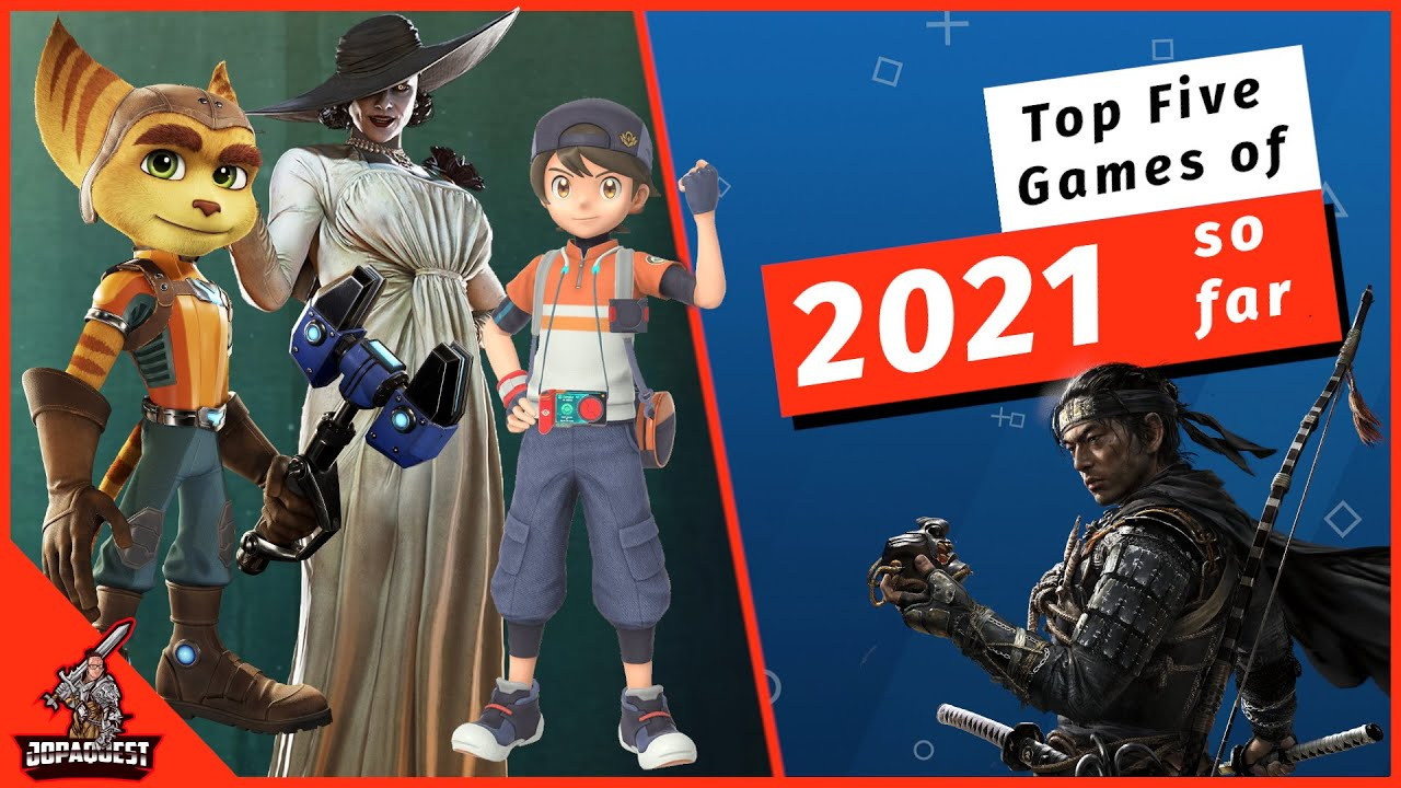 Download Top Five Games of 2021 That I've Played (so far)