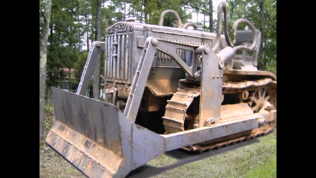 Komatsu G40 Bulldozer