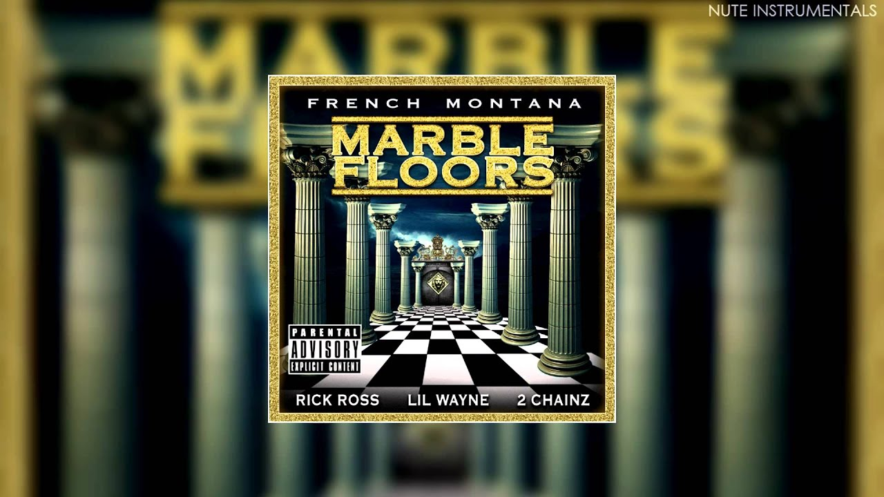 Good French Montana   Marble Floors (Instrumental)