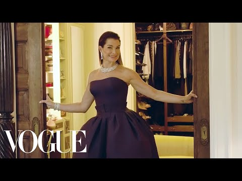 Brooke Shields Takes Us Inside Her Manhattan Townhouse on Met Gala Day | Vogue