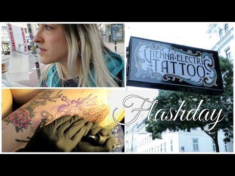 VLOG: Vienna Electric Tattoo Flashday