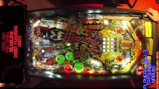 for Smartphone, Osaka Pinball Showdown 2016/5/28 game1 KISS