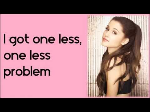 Ariana Grande ft Iggy Azalea  Problem Lyrics