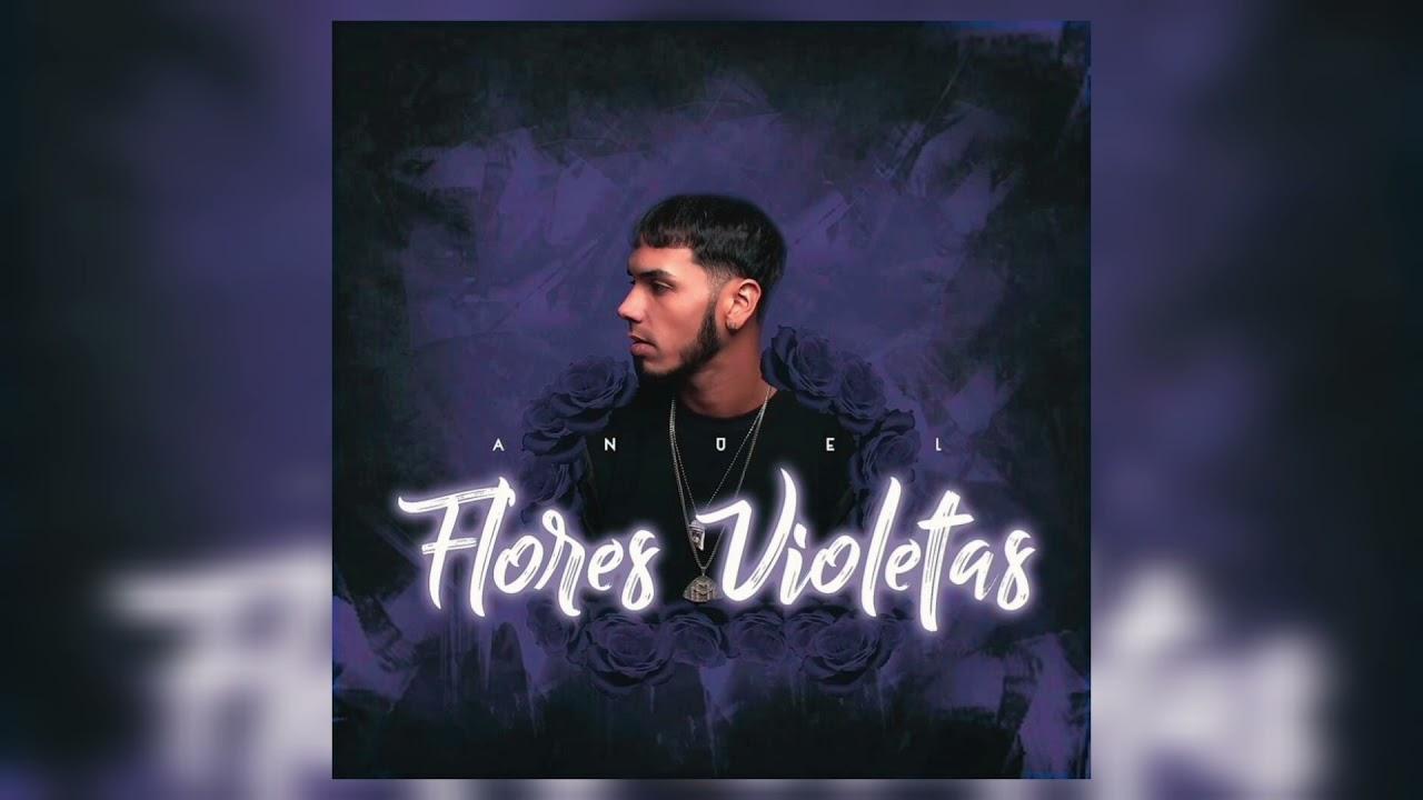 Anuel AA - Flores Violetas (Audio Official)