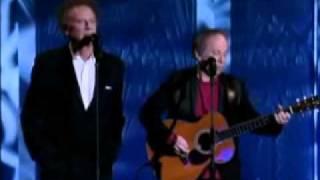 Simon & Garfunkel - Mrs. Robinson - Live, 2010