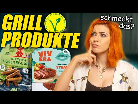 Veggie Grillwürstchen Test.