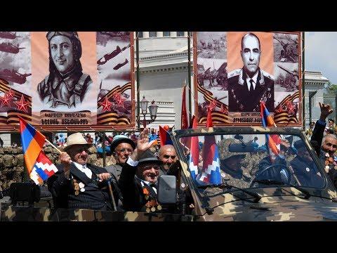 Армения во времена ВОВ. Бесстрашные войны