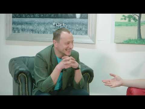 Interview with Heiki Trolla, known as Navitrolla, Estonian painter.