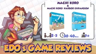 Machi Koro & Machi Koro: Harbor Expansion - Episode 52, 53