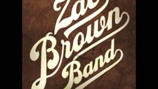 Zac Brown Band (Featuring Alan Jackson)- As She