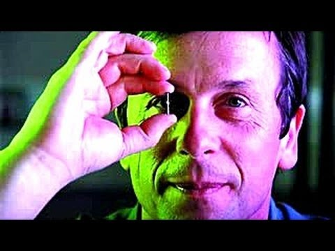 Kevin Warwick on Singularity Podcast (part 1)