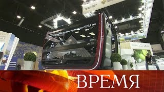 В Санкт-Петербурге все готово к Международному экономическому форуму и приему высоких гостей.