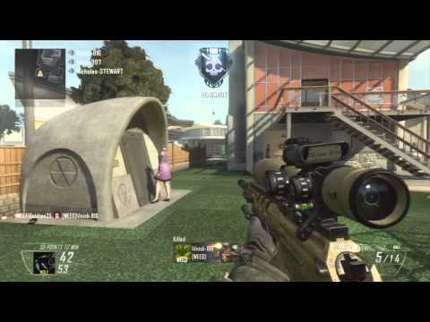Black Ops 2 || Part 13 w/ People! - Things Got Weird...