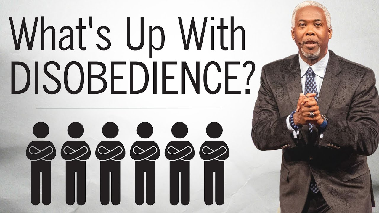 What's Up With Disobedience? | Bishop Dale C. Bronner | Word of Faith Family Worship Cathedral