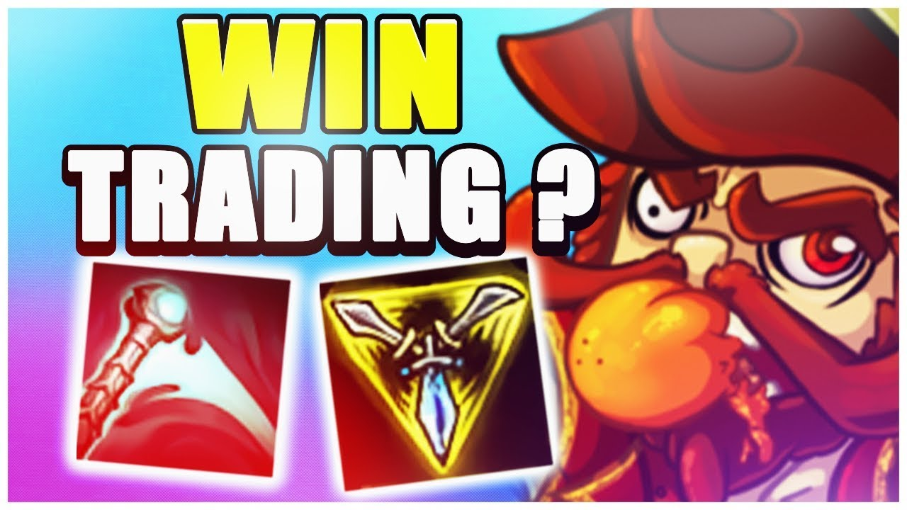 lol what is win trading