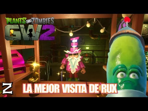 LA MEJOR VISITA DE RUX - Plants vs Zombies Garden Warfare 2