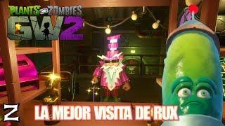 LA MEJOR VISITA DE RUX - Plants vs Zombies Garden Warfare 2