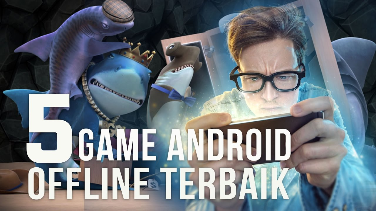5 Game Android Tanpa Internet Offline Terbaik Youtube