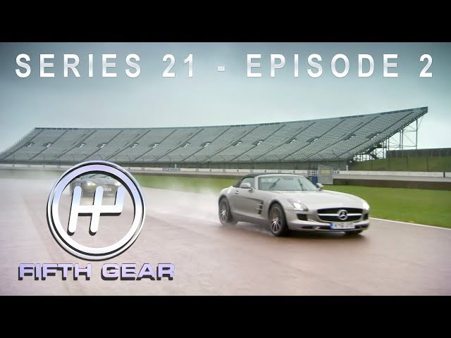 Fifth Gear: Series 21 Episode 2 - Full Episode