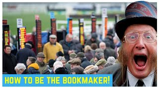 How to be a bookie -  How bookmakers make money from your betting