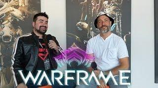 AJ's Warframe: Fortuna & Railjack Developer Preview!
