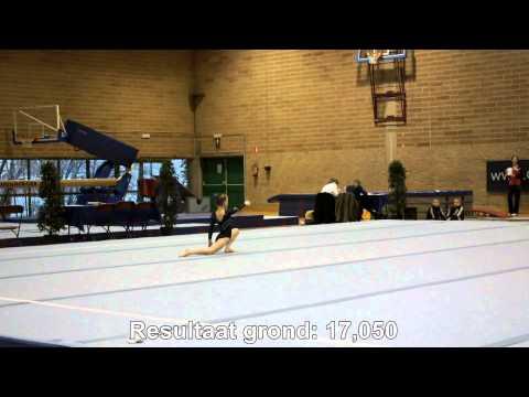 AGD B10 Leuven - Larissa Vossen