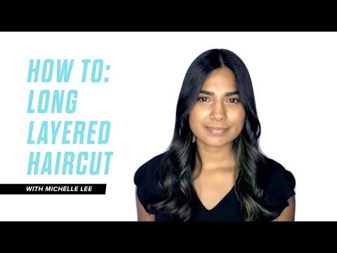 Modern Shag Haircut #PROtechnique