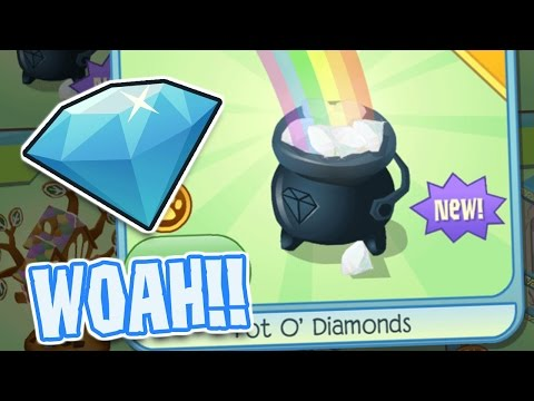 ANIMAL JAM: UNLIMITED DIAMONDS..