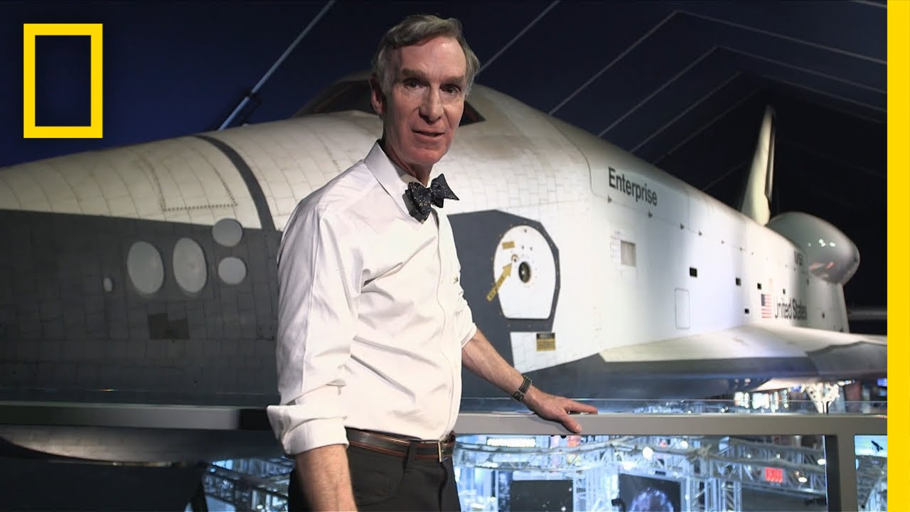 Bill Nye on Space Exploration | StarTalk - YouTube