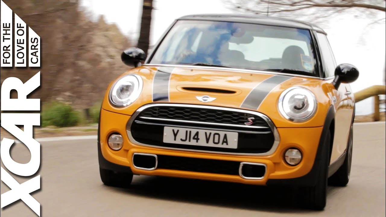 2017 Mini Cooper S Is It Better Than The Ford Fiesta St Xcar