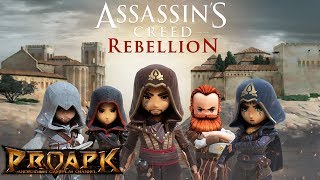 ASSASSIN'S CREED REBELLION Gameplay Android / iOS