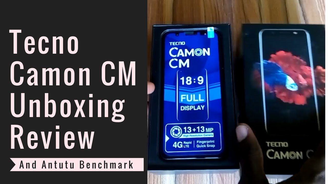 Tecno Camon CM Review: The Tecno Smartphone that Allows You to C-More