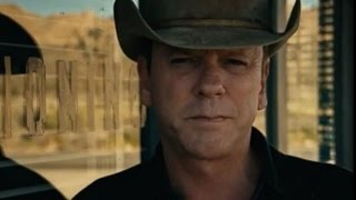 Kiefer Sutherland Debuts Country Song 'Not Enough Whiskey'