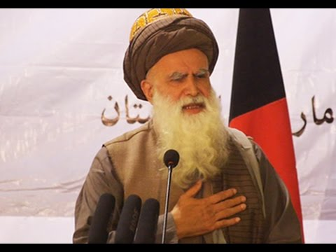 Sayyaf: Taliban War Un-Islamic, It Destroys Afghanistan/سیاف: جنگ طالبان جهاد نیست