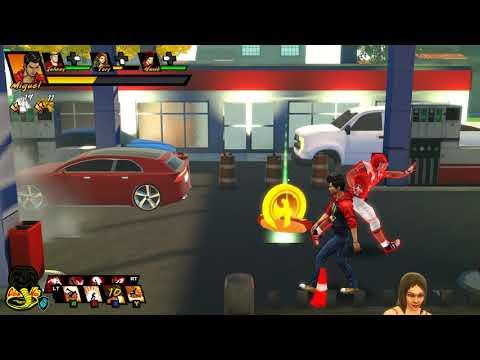 Cobra Kai: The Karate Kid Saga Continues - Mission 9 (La Maida St) |