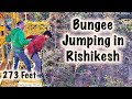 MY FIRST BUNGEE JUMPING IN RISHIKESH INDIA mp3