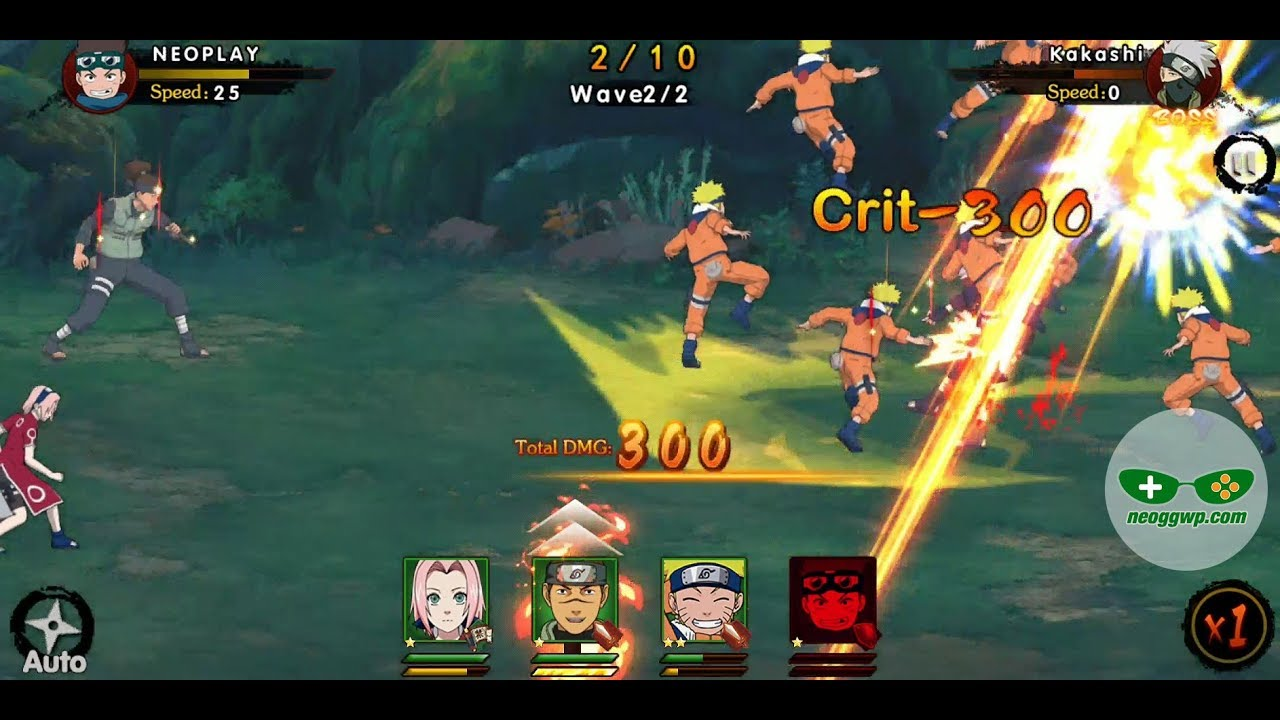 naruto clash of ninja free download for android