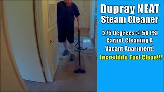 Cleaning Apartment Carpets Wit…