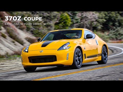 2019 Nissan 370Z Coupe Automatic Review: Price, Specs & Features